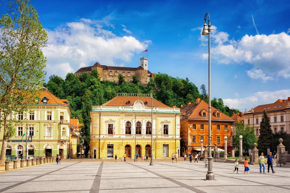 The Great Balkan Dream from Ljubljana