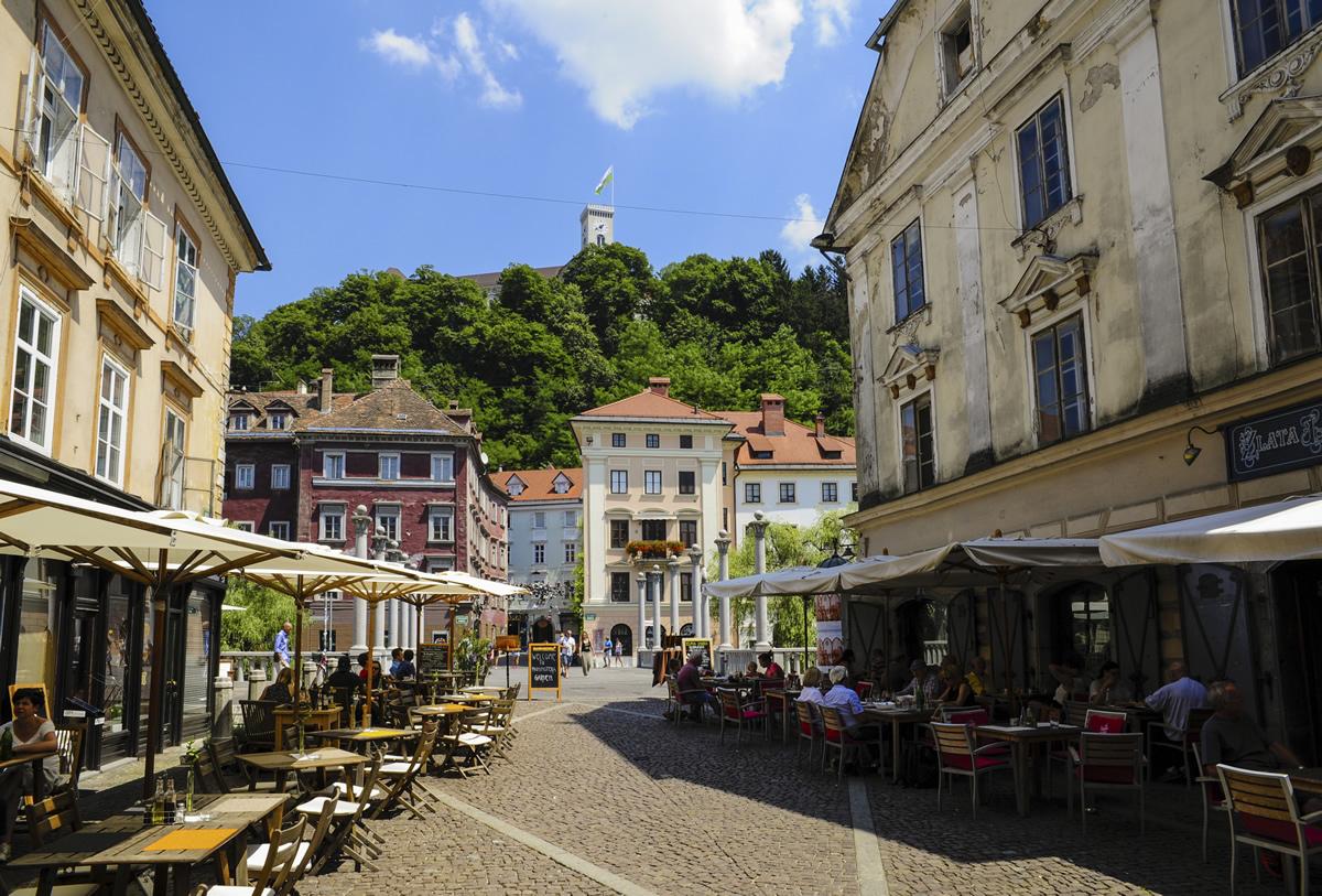 Gourmet tour through the Jewels of Austria and Slovenia