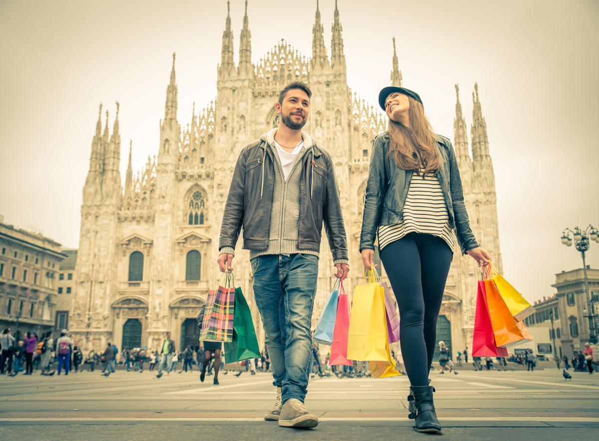 Milan between Shopping & Culture